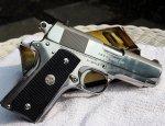 Компактный пистолет Colt Officers ACP MK IV series 80