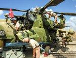 Российские авиатехники в Сирии поставят на крыло любой вертолет
