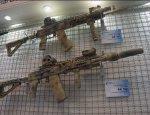 Концерн «Калашников» представит образцы новейшего стрелкового оружия