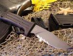 Титановый нож Mission Knives МPK морских котиков США