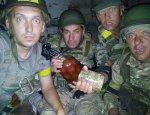 Пьяные забавы ВСУ: обнародованы факты военных преступлений АТОшников