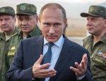 Кого тренирует Путин, или сигнал для Запада