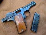 Первый пистолет от компании Smith & Wesson  - .35 Automatic Pistol