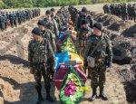 Война на Донбассе. Изучая некрологи солдат ВСУ за июль 2016 года
