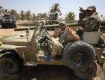 Ирак. Ситуация под Фаллуджей 24 мая 2016 года