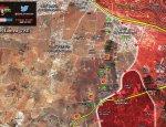Сирийская армия взяла высоты рядом с Мушрефа