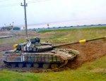 Крым не боится украинских танков