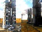 Зенитный ракетный комплекс С-300 сгорел во время пуска ракеты