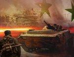 Сирийцы засняли зачистку Алеппо с танками и 40-мм гранатометами