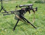 Украинский КМ-7,62 кидает вызов пулемету Калашникова
