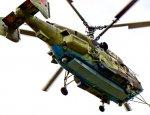 В Сирии замечен редчайший разведывательный вертолет Ка-252СВ