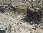 Турция рапортовала об уничтожении 70 объектов ИГ в районе Джараблуса