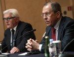 «На побегушках» у США: Штанмайер требует у Лаврова перемирия в Сирии