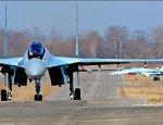 Звено истребителей Су-35 заступит на боевое дежурство в Карелии