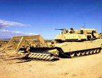 Штурмовая машина разминирования M1 Assault Breacher Vehicle