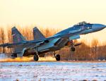 Звено истребителей Су-35 переброшено к западным границам России