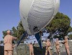 Дирижабль защитит российских солдат в Сирии