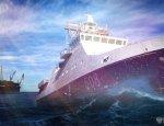 «Надежный» – подарок ко Дню пограничника от петербургских кораблестроителей