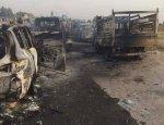 """""""Шоссе Смерти"""", дубль второй: уничтожены 127 машин и 750 боевиков ISIS"""