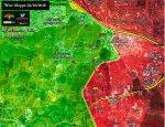 Сирийская армия пытается атаковать укрепрайон Хикма на юго-западе Алеппо