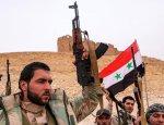Впервые за несколько лет сирийская армия освободила квартал в центре Алеппо