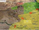 Тяжелые бои идут между СДС и исламистами южнее Джараблуса