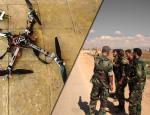 Бойцы Асада сбили беспилотники боевиков с гранатами от РПГ-7