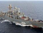«Вице-адмирал Кулаков» направляется в Северное море