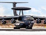 Новейший самолет ДРЛО А-100 впервые попал на фото