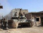 Сводка из Сирии: боевики ИГ несут большие потери при наступлении