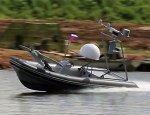 Безэкипажный телеуправляемый катер «Тайфун-680» для ВМФ России