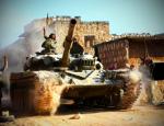 Мощное продвижение Сирийской армии обернулось катастрофой для боевиков