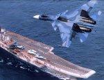 Цель – «Адмирал Кузнецов»: НАТО реализует операцию слежения за ВМФ РФ
