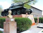 Подготовка ко Дню танкиста проводится на российской военной базе в Армении