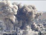 Сирийцы засняли эффектное уничтожение штаба боевиков в Деръа