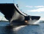 Гроза морей: стала известна дата начала похода «Адмирала Кузнецова»