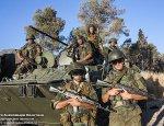 Наши бойцы на опасных дорогах Сирии
