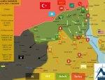 Курды юго-западнее Джарабулуса наступают против исламистов и ИГ
