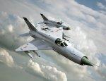 Миг-21: Легендарный истребитель 3-го поколения на страже сирийского неба