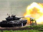 Снайперский выстрел из танка: кадры масштабных учений под Воронежем