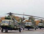 Россия поставила Белоруссии шесть вертолетов