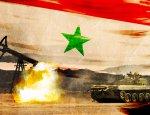 Танки Асада сокрушили боевиков под прикрытием ВКС РФ в Хомсе
