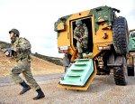«Голливуд» от курдов: эффектный подрыв турецкой бронемашины попал на видео