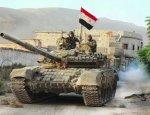 Дамаск: Мятежники ведут переговоры о сдаче города Дума в Восточной Гуте