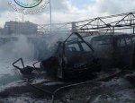Более 130 погибших в результате терактов в Сирии