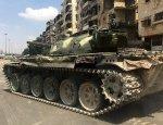 Дамаск сдвинул фронт под Алеппо