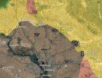 Иракские войска взяли город Барталла под Мосулом