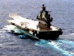 Россия отказалась заводить авианосную группу в испанский порт