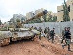 Бойцы Асада «на коне»: наступление в Дейр-эз-Зоре отбито