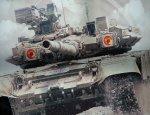 Битва бронемонстров: корейская Черная Пантера против российского Т-90